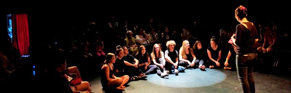 ¿Dónde estudiar dramaturgia en Madrid?