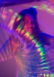De luces y colores